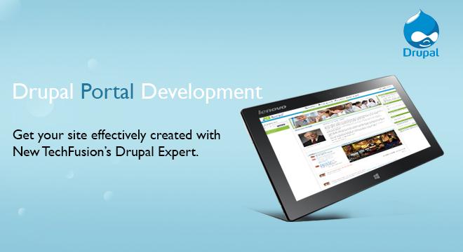 Drupal Portal Development