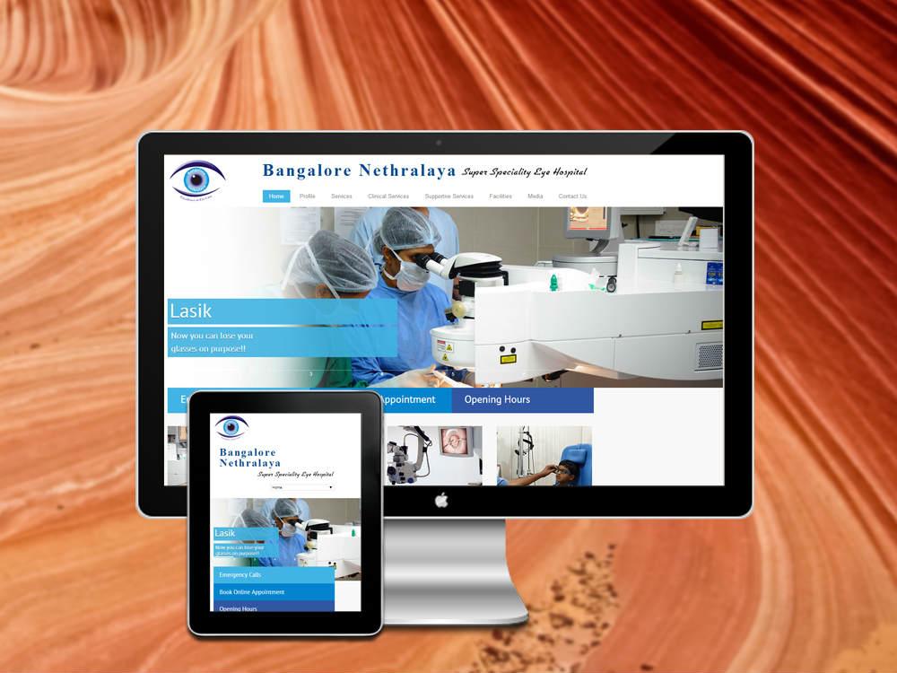 Responsive HTML5 Website Design