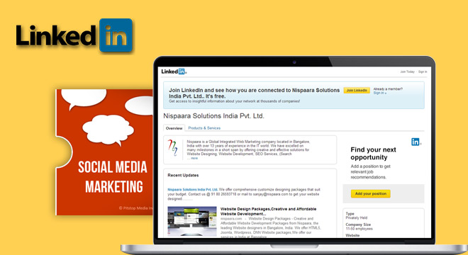 Linkedin Ads Services Bangalore India