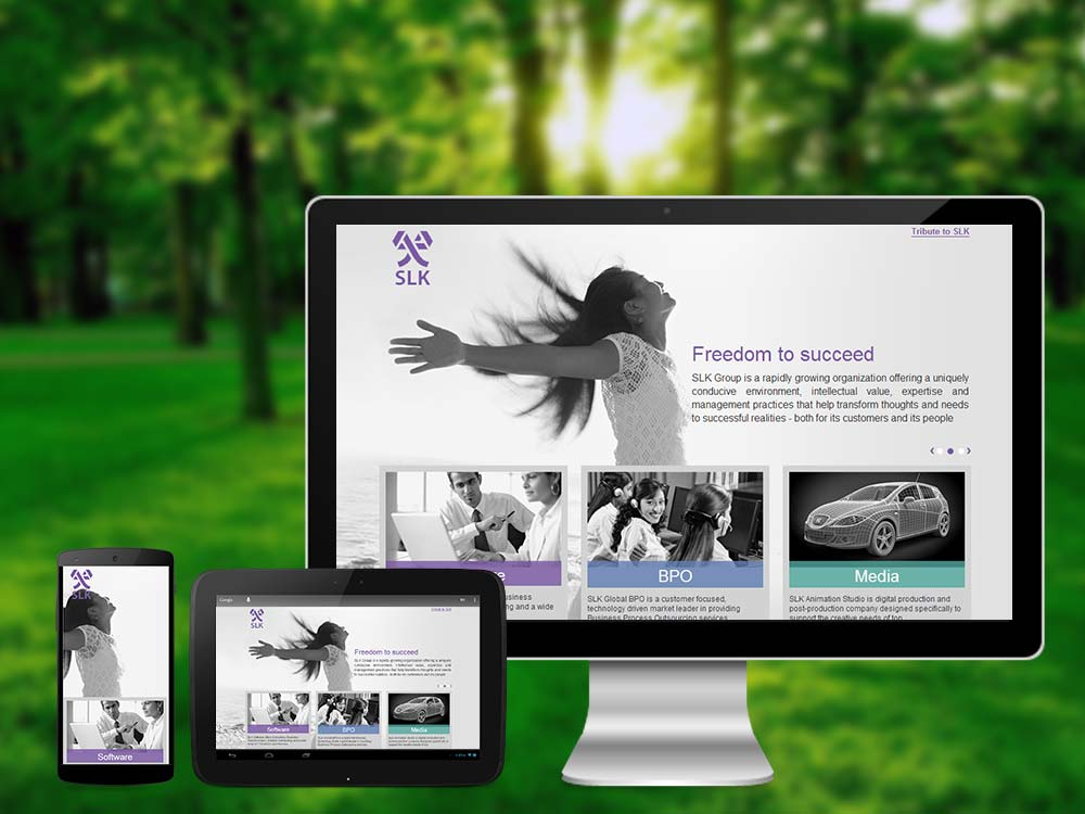 Joomla Website Designing Bangalore