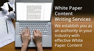 Whitepaper Content Writing Bangalore
