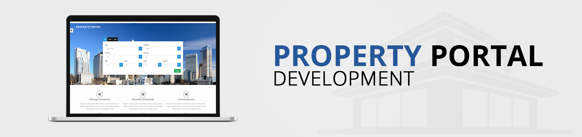 Property Portal Services in Bangalore
