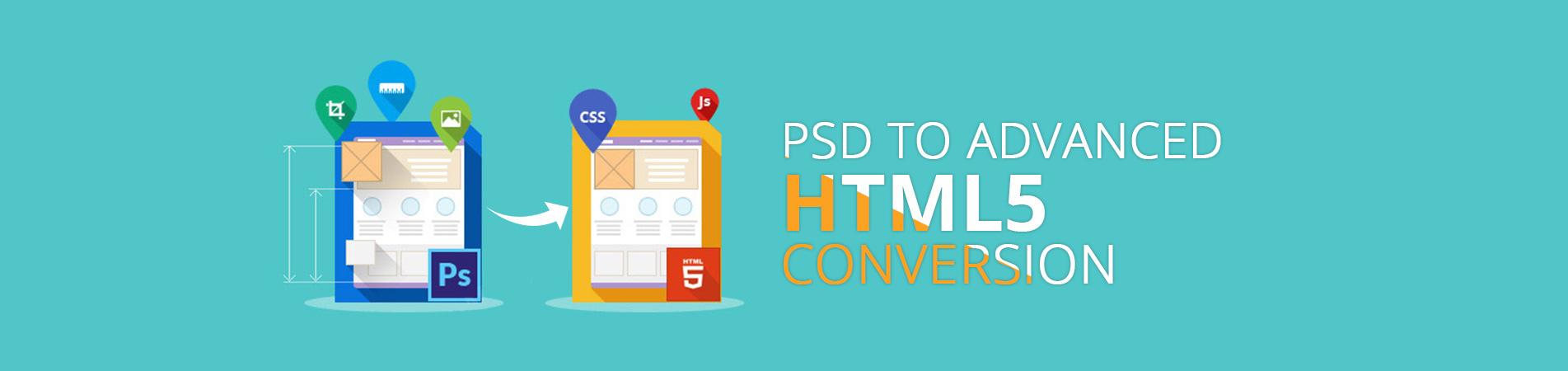 PSD to HTML Developer Bangalore
