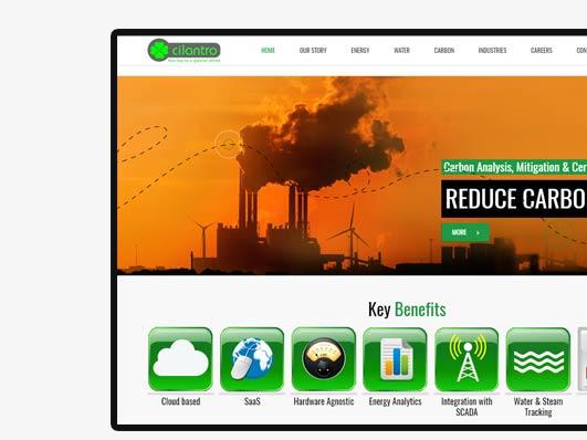 Corporate Website Development Bangalore