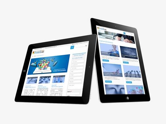 Creative Joomla Responsive Website