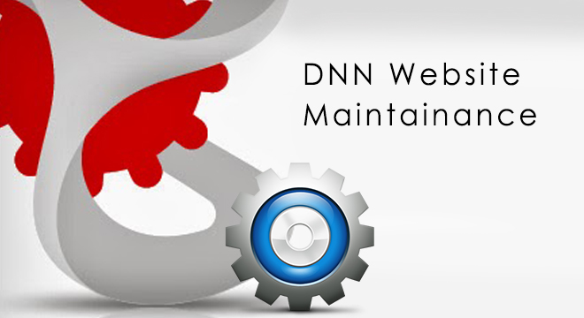 DNN Website Maintainance Services Bangalore India