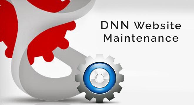 DNN Website Maintenance Services Bangalore India