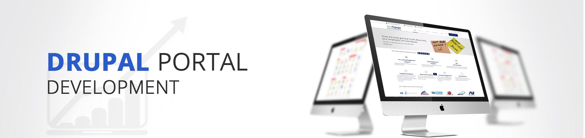 Drupal Portal development Bangalore