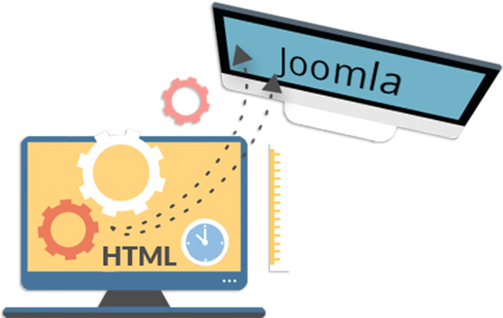 HTML to Joomla Developement Comapny Banaglore