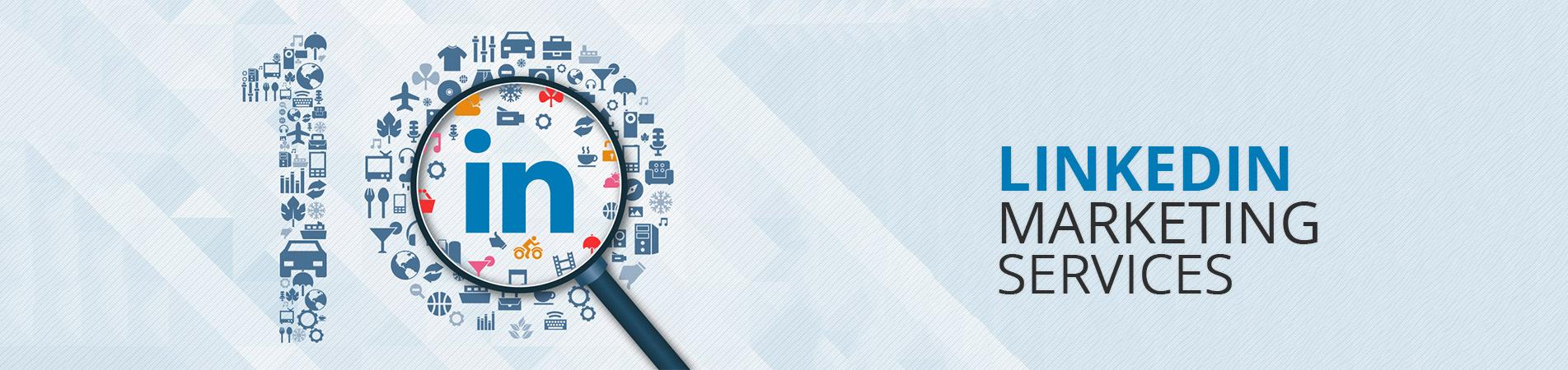 Linkedin Marketing Service in Bangalore India