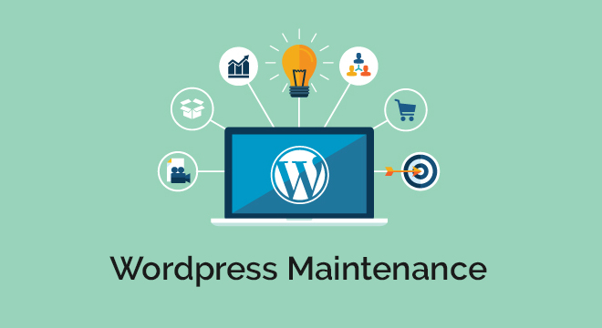 Wordpress Website Maintenance Services