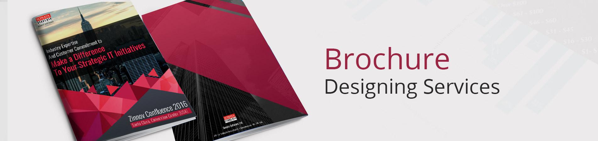 Broucher Design Service in Bangalore
