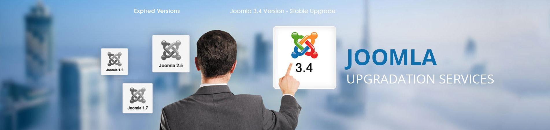 Joomla Upgration Development in Banagalore