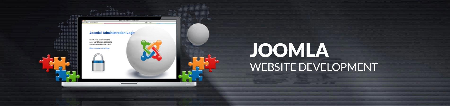 Joomla Web Development in Bangalore