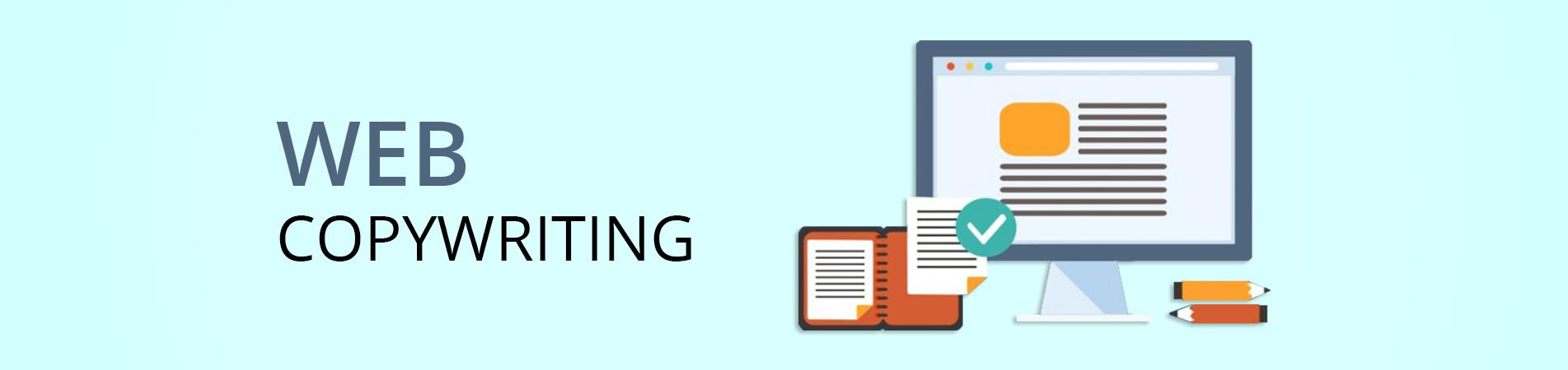 Web Copywriting Services Bangalore India