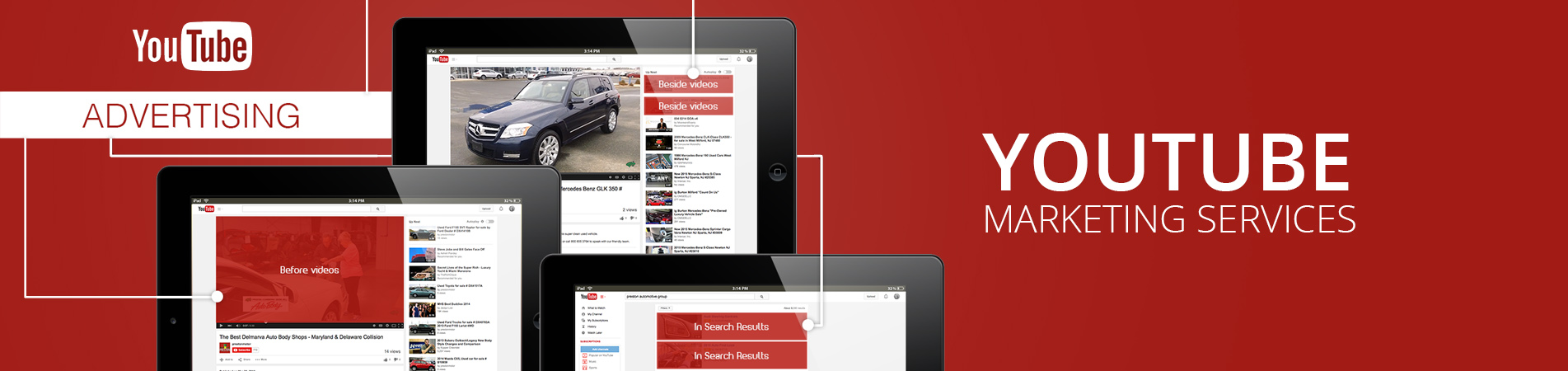 Youtube Marketing Services in Bangalore
