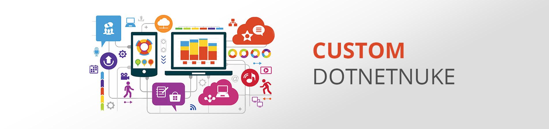 Custom DNN Website Development Bangalore India, DotNetNuke Module ...