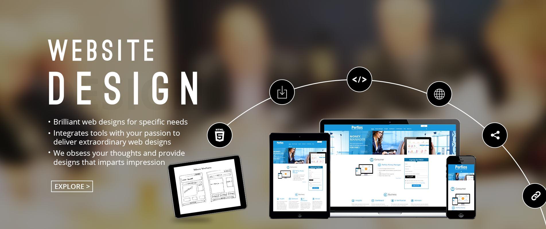 Website Design Development Bangalore