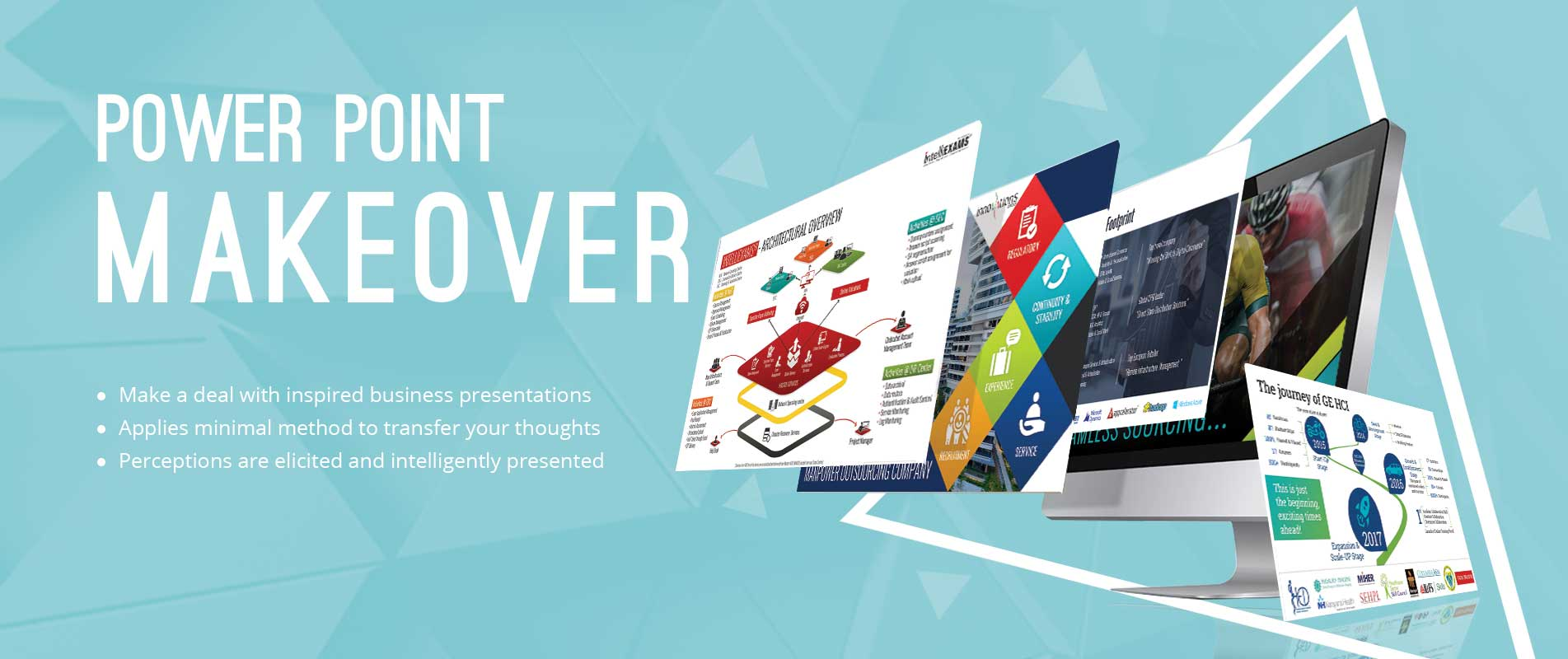 Powerpoint Presentation Services Bangalore